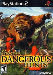 Cabela's Dangerous Hunts (Playstation 2 / PS2) Pre-Owned: Disc Only
