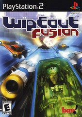 Wipeout Fusion (Playstation 2 / PS2) Pre-Owned: Game, Manual, and Case