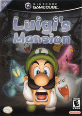 Luigi's Mansion (Nintendo GameCube) Pre-Owned: Game, Manual, and Case