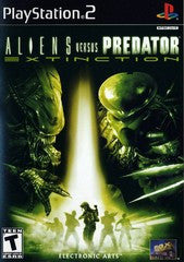 Aliens vs. Predator: Extinction (Playstation 2 / PS2) Pre-Owned: Game, Manual, and Case