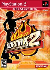 Dance Dance Revolution Max 2 (Playstation 2 / PS2) Pre-Owned: Game, Manual, and Case