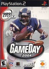 NFL Gameday 2004 (Playstation 2 / PS2) Pre-Owned: Game and Case