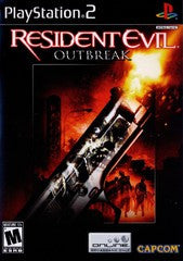 Resident Evil: Outbreak (Playstation 2 / PS2)