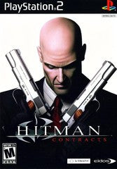 Hitman Contracts (Playstation 2 / PS2) Pre-Owned: Game, Manual, and Case