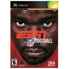 ESPN Football 2004 (Xbox) Pre-Owned: Game, Manual, and Case