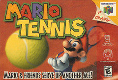 Mario Tennis (Nintendo 64 / N64) Pre-Owned: Cartridge Only