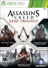 Assassin's Creed: Ezio Trilogy (Xbox 360) Pre-Owned
