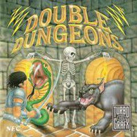 Double Dungeons ( TurboGrafx-16) Pre-Owned