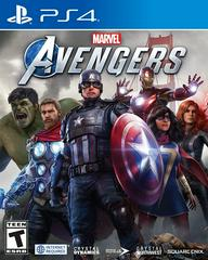 Marvel Avengers (Playstation 4) NEW