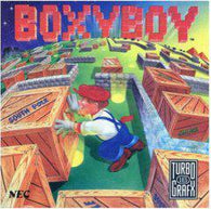 Boxyboy ( TurboGrafx-16) Pre-Owned