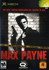 Max Payne (Xbox) Pre-Owned: Game, Manual, and Case