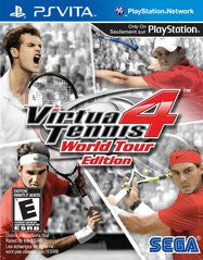 Virtua Tennis 4 World Tour (Playstation Vita) Pre-Owned: Cartridge Only