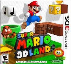 Super Mario 3D Land (Nintendo 3DS) Pre-Owned: Cartridge Only