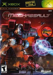 MechAssault (Xbox) Pre-Owned: Game, Manual, and Case