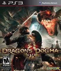 Dragons Dogma (Playstation 3) Pre-Owned: Game, Manual, and Case