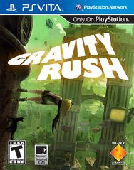 Gravity Rush (Playstation PS Vita) Pre-Owned: Cartridge Only
