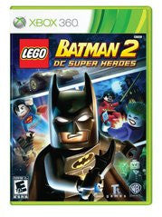 LEGO Batman 2: DC Super Heroes (Xbox 360) Pre-Owned: Game, Manual, and Case
