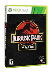 Jurassic Park: The Game (Xbox 360) Pre-Owned: Game, Manual, and Case