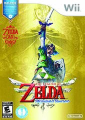 The Legend of Zelda: Skyward Sword with Music CD (Nintendo Wii) Pre-Owned: Game, CD, Manual, and Case