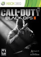 Call of Duty: Black Ops II (Xbox 360) Pre-Owned: Game, Manual, and Case