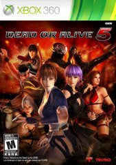 Dead or Alive 5 (Xbox 360) Pre-Owned: Game and Case
