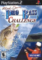 Mark Davis Pro Bass Challenge (Playstation 2 / PS2) Pre-Owned: Game, Manual, and Case