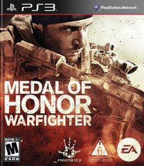 Medal of Honor Warfighter w/ Steelbook Case (Playstation 3 / PS3) Pre-Owned: Game and Case
