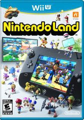 Nintendo Land (Nintendo Wii U) Pre-Owned: Game, Manual, and Case