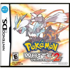 Pokemon White Version 2 (Nintendo DS) Pre-Owned: Game, Manual, and Box