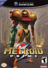 Metroid Prime (Nintendo GameCube) Pre-Owned: Game, Manual, and Case