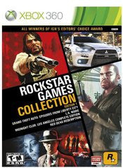 Rockstar Games Collection Edition 1 (Xbox 360) NEW