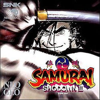 Samurai Shodown III (Neo Geo CD - English Release) Pre-Owned: Game, Manual, and Case w/ Logo