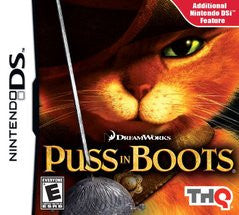 Puss In Boots (Nintendo DS) Pre-Owned: Game, Manual, and Case