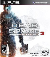 Dead Space 3 Limited Edition (Playstation 3 / PS3) Pre-Owned: Game, Manual, and Case