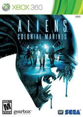 Aliens: Colonial Marines (Xbox 360) Pre-Owned: Game, Manual, and Case