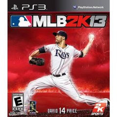 MLB 2K13 (Playstation 3) Pre-Owned: Game, Manual, and Case