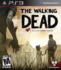 The Walking Dead: The Game (Playstation 3) Pre-Owned: Game, Manual, and Case