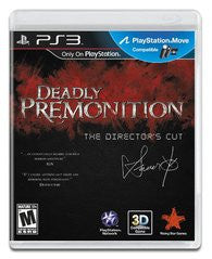 Deadly Premonition: Director's Cut (Playstation 3) Pre-Owned: Game, Manual, and Case