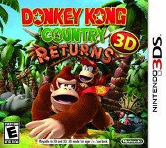 Donkey Kong Country Returns 3D (Nintendo 3DS) Pre-Owned: Cartridge Only