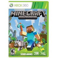 Minecraft (Xbox 360) Pre-Owned: Game and Case