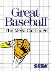 Great Baseball (Sega Master System) Pre-Owned: Game, Manual, and Case