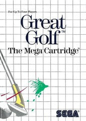 Great Golf (Sega Master System) Pre-Owned: Game and Case