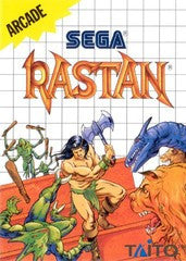 Rastan (Sega Master System) Pre-Owned: Game and Case