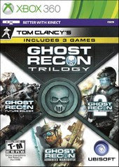 Ghost Recon Trilogy Edition (Tom Clancy's) (Xbox 360) NEW