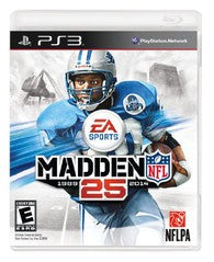 Madden NFL 25 (Playstation 3 / PS3) Pre-Owned: Game, Manual, and Case