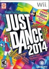 Just Dance 2014 (Nintendo Wii) Pre-Owned: Disc(s) Only