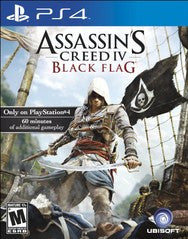 Assassin's Creed IV: Black Flag (Playstation 4) Pre-Owned: Game and Case