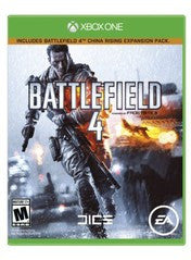 Battlefield 4 (Xbox One) Pre-Owned: Game and Case