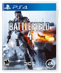 Battlefield 4 (Playstation 4) Pre-Owned: Game, Manual, and Case