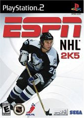 ESPN Hockey 2005 (Playstation 2 / PS2) Pre-Owned: Game, Manual, and Case